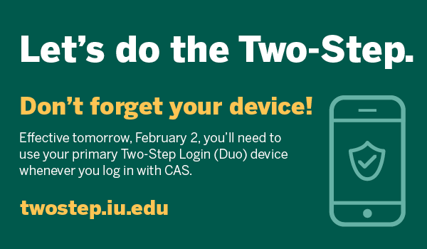 Two-Step Login with Duo