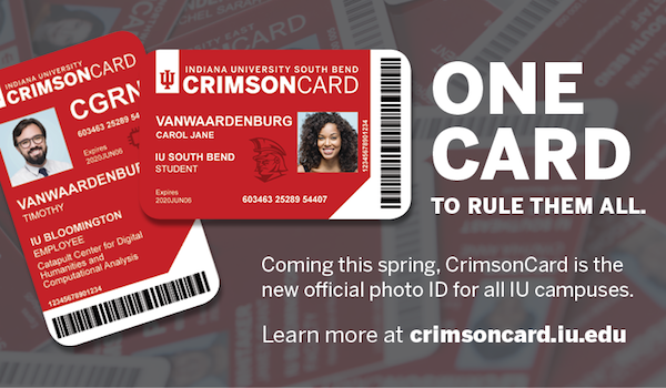 CrimsonCard is coming soon