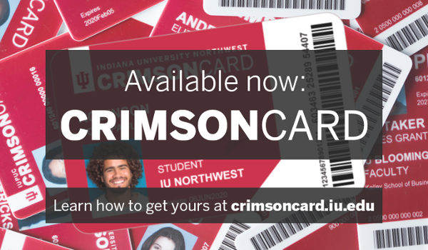 CrimsonCard is here