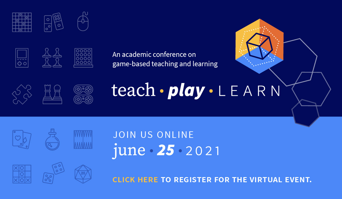 Teach, Play, Learn Conference
